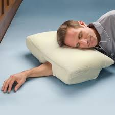pillow with arms. the arm sleeper\u0027s pillow with arms b