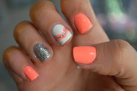 Cute spring nail designs - how you can do it at home. Pictures ...