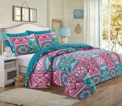 patchwork bedding set