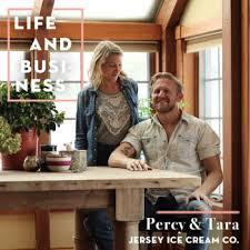 Life & Business: Percy and Tara of Jersey Ice Cream Co. – Design*Sponge