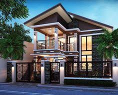 Small Picture Latest Modern House Designs In Philippines Perfect Fence Designs