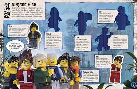 LEGO Ninjago Movie Ultimate Sticker Book Collection (1,000+ Stickers) – The  Brick Show Shop