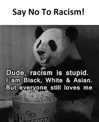 Quotes On Racism Extraordinary No To Racism Funny Pictures Quotes Memes Funny Images Funny