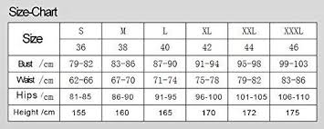 Ae Size Chart Tinang Ae Swimsuits For Women Low Cut Neckline With