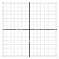 Best Free Graph Paper Coordinate Grid Squared Vector File