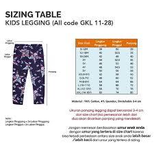Jual Branded Girls Legging Gam Stone Series Legging Anak Motif Gap Kota Tangerang Selatan Gcwstore Tokopedia