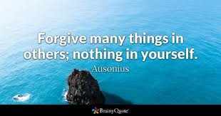 Forgive Yourself Quotes Unique Forgive Quotes BrainyQuote