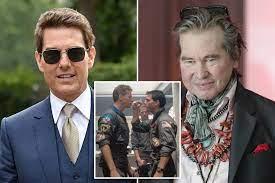 Tom Cruise 'adamant' Val Kilmer appear in 'Top Gun' sequel