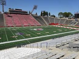 Bulldog Stadium Seating Chart Bulldog Stadium Ca View From Section 33 Vivid Seats