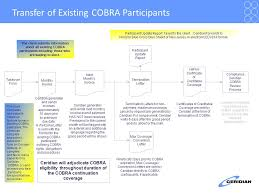 Cobra Qualifying Events Chart Ceridian Flow Charts Preliminary Application And Rates