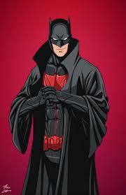 Batman Dick Grayson commission by phil-cho on DeviantArt
