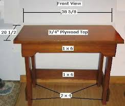 ... Free Computer Desk Woodworking Plans 32 Best Free Desk Plans Images On  Pinterest Desk Plans Desks