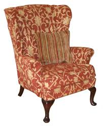 wing back dining chair. Dining Chair Red Wingback Armchair Gray Mini Wing Back Chairs Arm Burlap