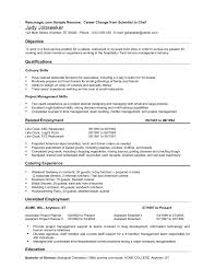 Examples Of Resumes Cv Format For Be How To Write A Or Hostess