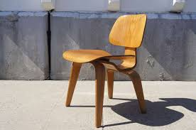 eames chair vintage for sale. vintage oak dcw dining chair by eames for herman miller 2 sale d