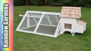 10x10 Chicken Coop Design Chicken Tractor Design Ideas Chicken Coop Run
