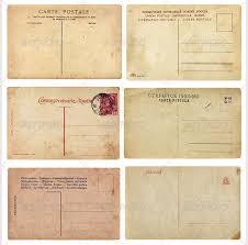 Vintage Postcards Templates 35 Best Vintage Postcard Design Templates For Inspirations