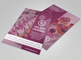 Holiday Catering Specials Flyer Template Mycreativeshop