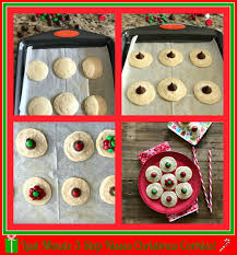 Prevent your screen from going dark while you cook. Easiest Last Minute Kisses Christmas Cookies