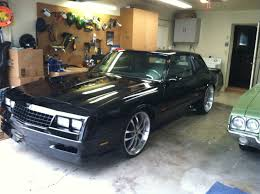 1987 Monte Carlo SS | Whips | Pinterest | monte Carlo, Ss and Cars