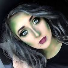 makeup wicked witch of the west makeup tutorial