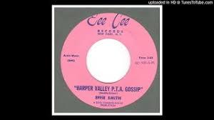 Smith, Effie - Harper Valley P.T.A. Gossip - 1968 - YouTube