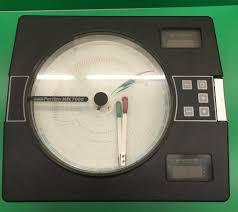 Partlow Mrc 7000 Circular Chart Recorder Partlow Mrc 7000 Circular Chart Recorder Daves Industrial
