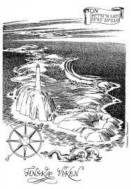 ムーミンパパ海へ行くのモデルとなった島とは フィンランド雑貨と