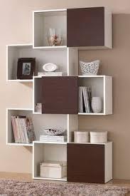 White modern bookshelf Furniture Loving This Baxton Studio White Walnut Harriette Modern Bookcase On Pinterest 53 Best Modern Bookshelf Images Shelves Wall Hanging Decor