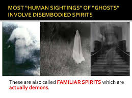 Image result for nephilim disembodied spirits called demons