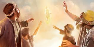Image result for the disciples see Jesus for the first time after he is resurrected