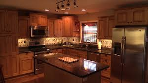 cabinet under lighting. volt university how to install under cabinet lighting in your kitchen youtube i