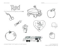 learning colors coloring pages ing s indergarten s learning colors coloring pages for preschool