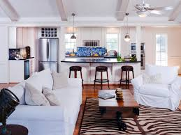 Seaside Chic | Zebra print, Living room kitchen and Pulley