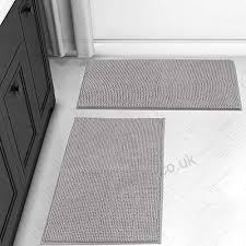 xiyunte bath mats non slip 24x16 bathroom mats and rugs sets microfiber chenille washable bathtub mats