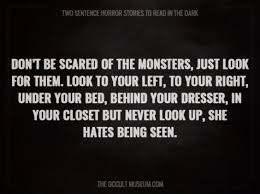 best sentence horror stories ideas two  30 scary two sentence horror stories to in the dark