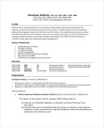 Free 7 Resume Writing Examples Samples In Pdf Doc