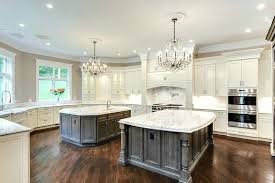 calacatta marble price per square foot. Contemporary Price Cost Of Calacatta Marble Luxury Kitchen With Two Islands Chandeliers And  Price Per To Calacatta Marble Price Per Square Foot T