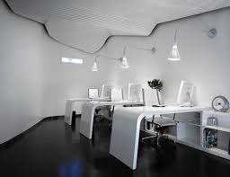 Modern Office Design Ideas Futuristic Modern Office Interior Design Space
