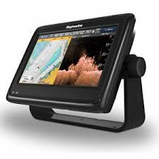Us C Map Essentials Chart A98 Multi Function Touchscreen Display With Built In Chirp Sonar And Chirp Downvision Wi Fi And Us C Map Essentials Charts Cpt 100 Transom Mount