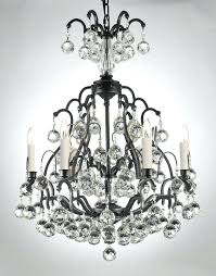 wrought iron crystal chandelier with shades wrought iron with regard to incredible residence wrought iron chandeliers with crystal accents remodel