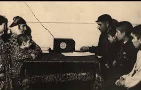 Transistörlü radyo 1955 ile ilgili görsel sonucu