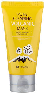 Mizon Pore Clearing Volcanic Mask <b>очищающая маска</b> с ...