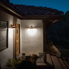 image of fave 5 modern outdoor wall sconces design matters lumens in pertaining to outdoor