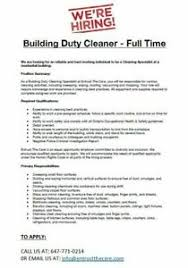 House Cleaner Job Find Housekeeping Window Cleaning Janitorial Jobs Near Me In