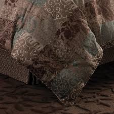 duvet covers 33 bold inspiration croscill galleria chocolate brown bedding collection shower curtain comforter set marvelous