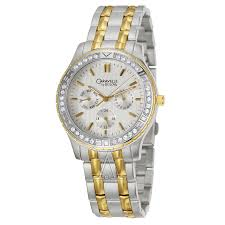 caravelle crystal 45c23 men s watch watches caravelle men s crystal watch