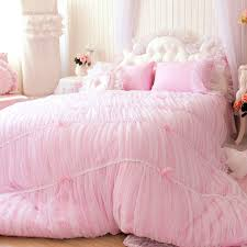 pink full size comforter
