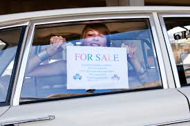 For Sale Sign On Car How Long Are You Responsible For A Car After You Sell It