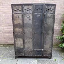 metal industrial furniture. Metal Locker Industrial Furniture-4 Doors-IML005 Furniture T